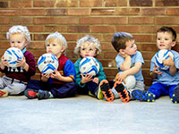 pre-school football